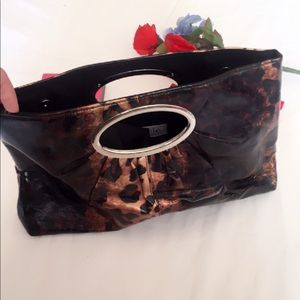 Poppie Jones Bags - Poppie Jones Small Clutch Evening Purse Bag